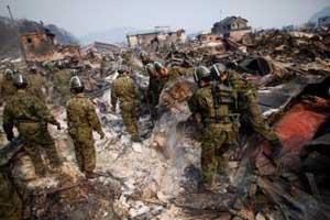 17 soldados de EE UU contaminados en Fukushima