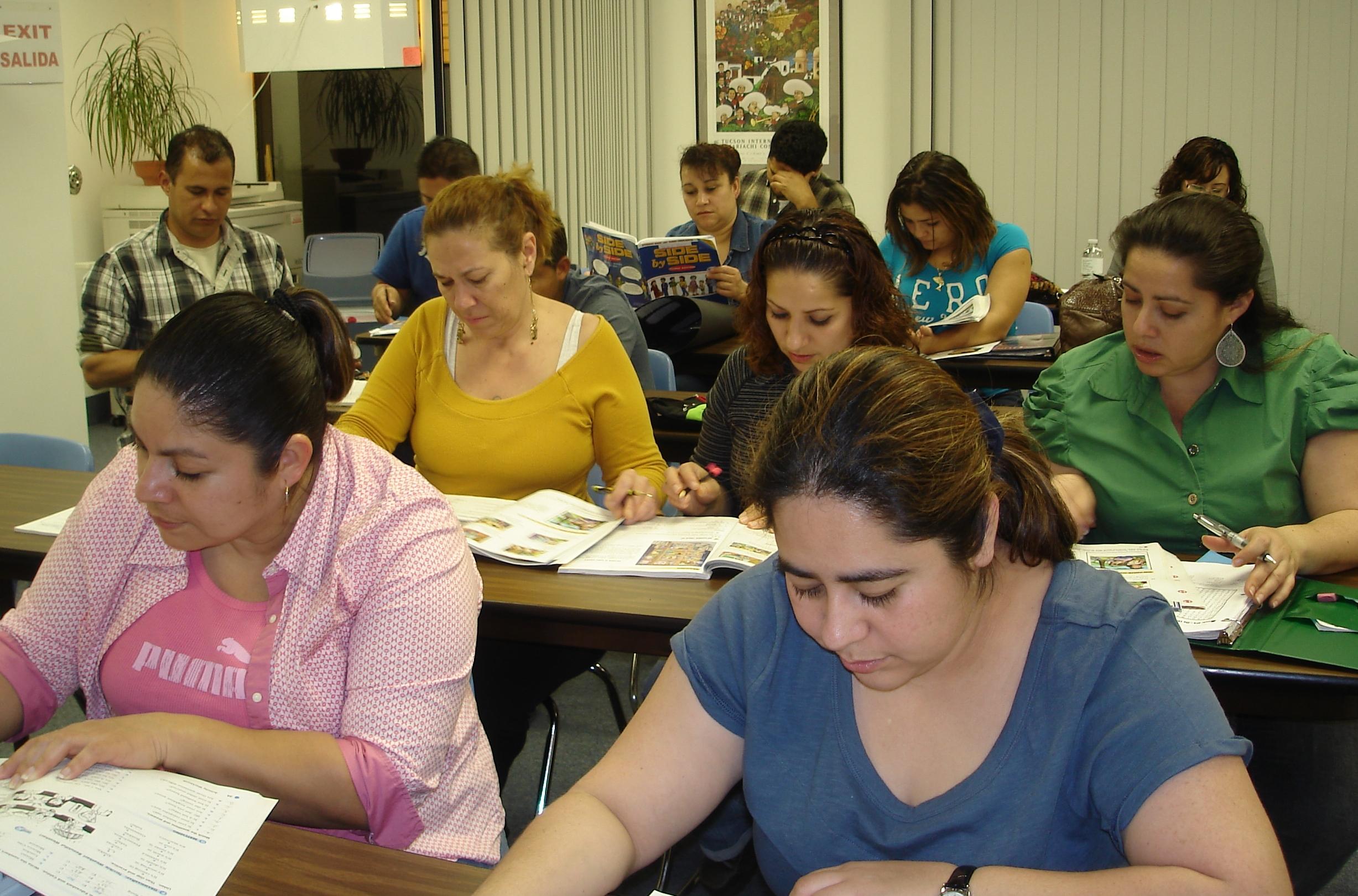 Academia SER ocho años enseñando inglés en Manassas