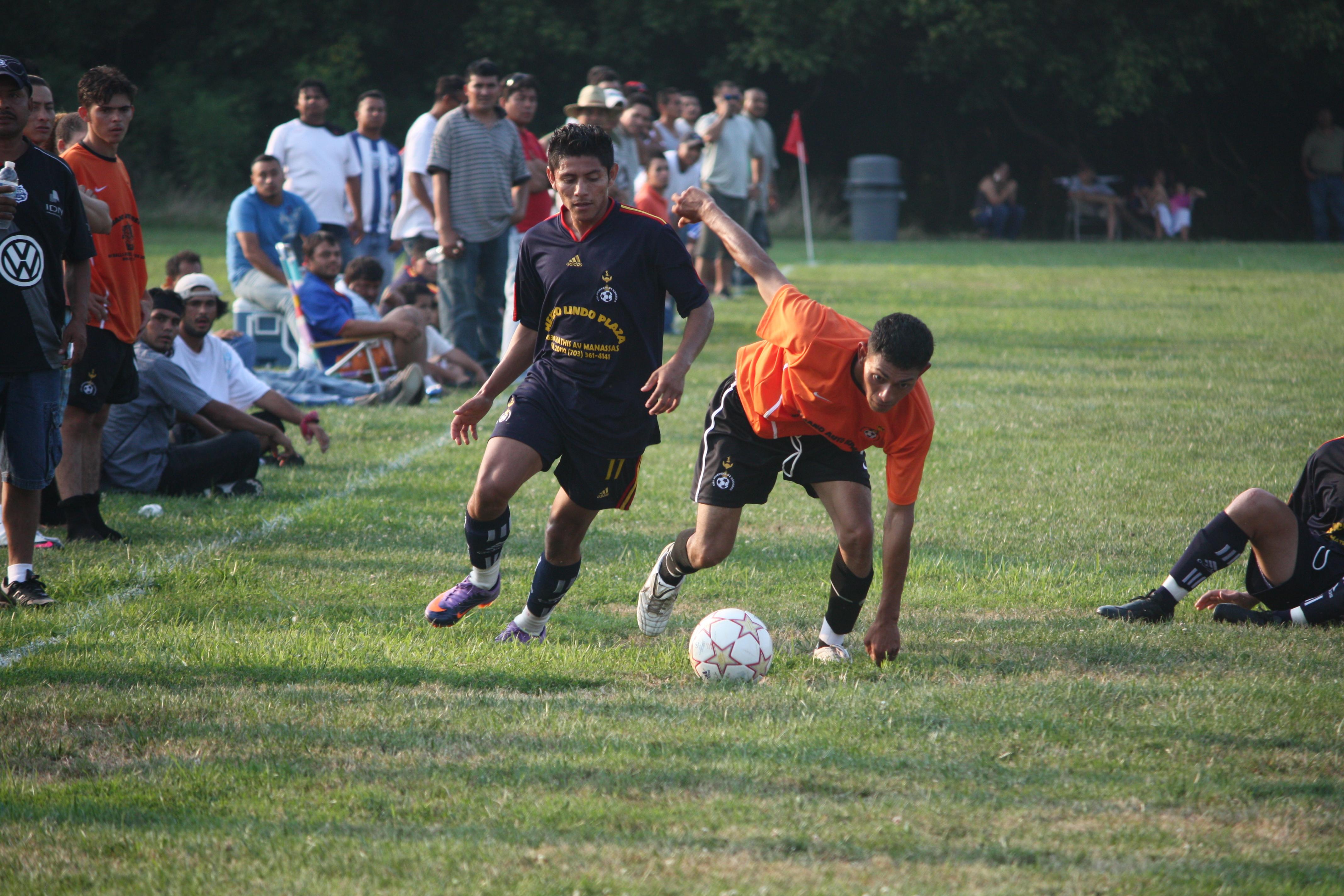 Gran apertura torneo de fútbol 2011
