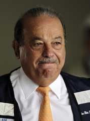 Carlos Slim sigue como el más rico del mundo