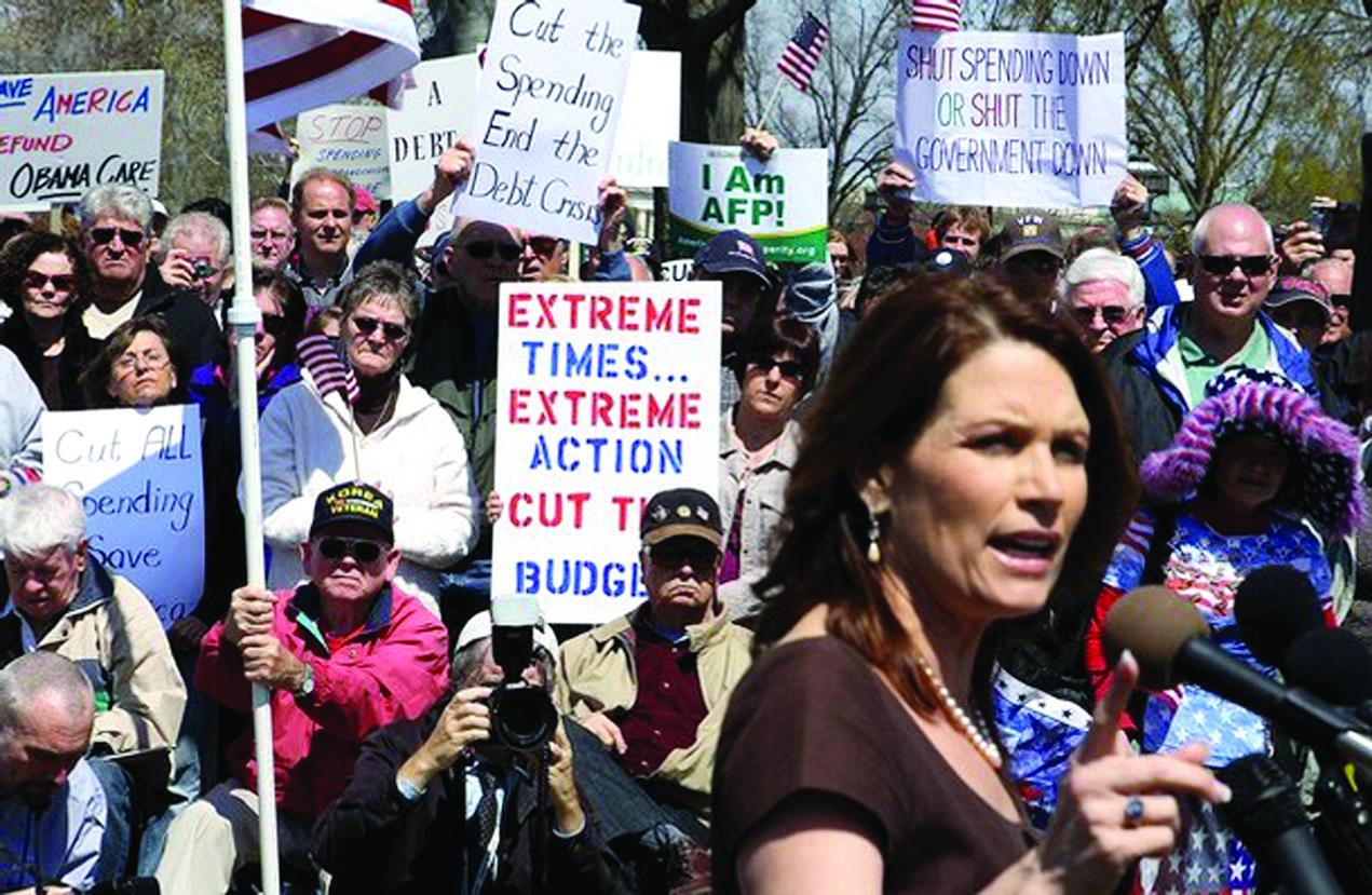Líderes cristianos contra recortes del presupuesto de EE.UU.