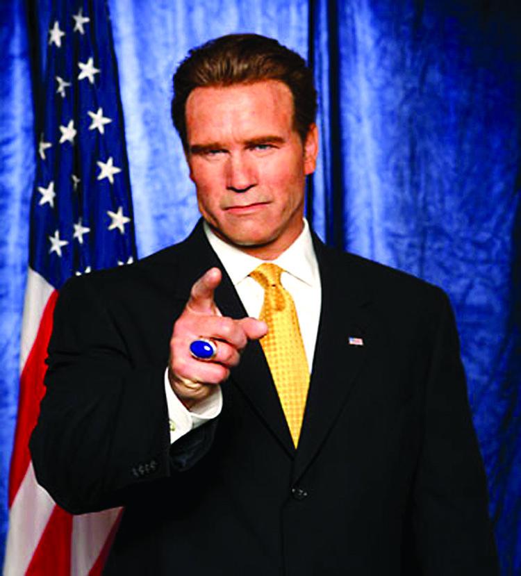 Schwarzenegger de nuevo al cine