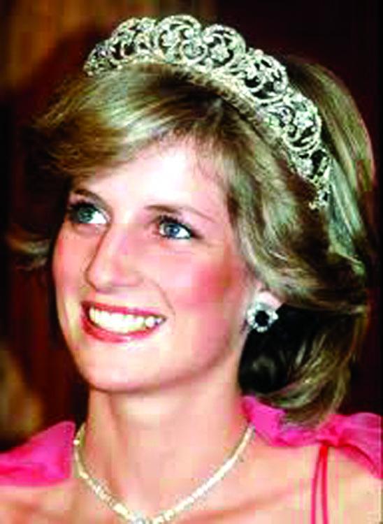 El recuerdo de la princesa Diana en la Boda Real