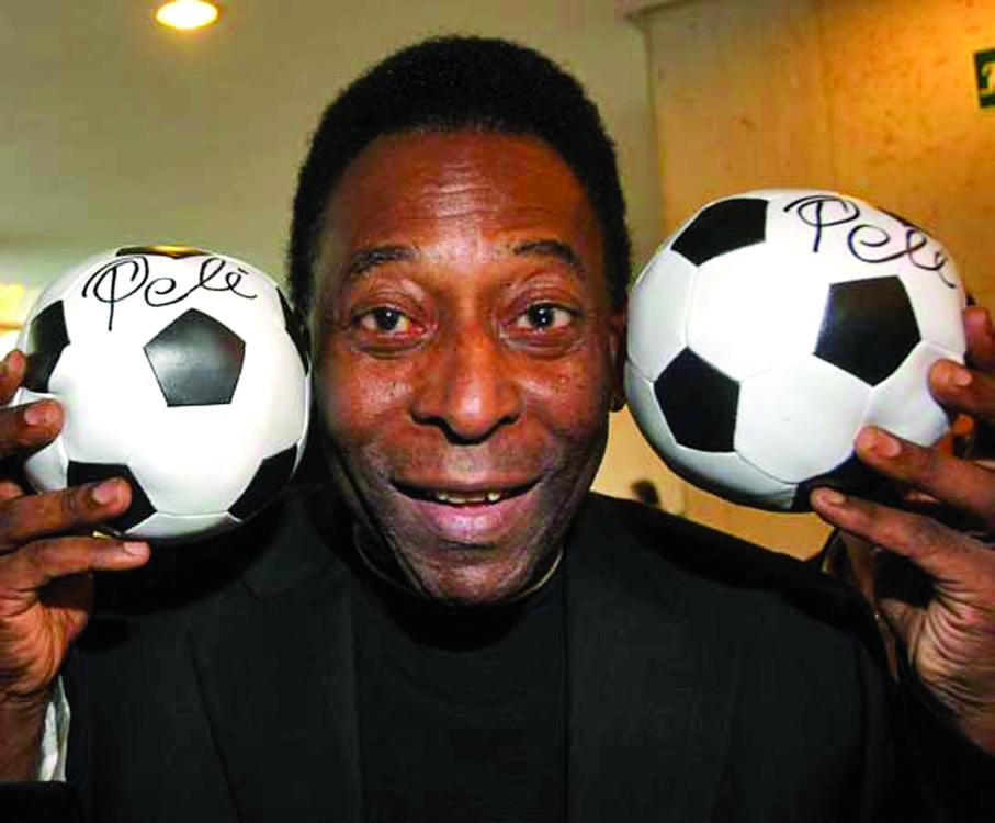 Pelé asegura que nadie puede igualar sus logros en el fútbol