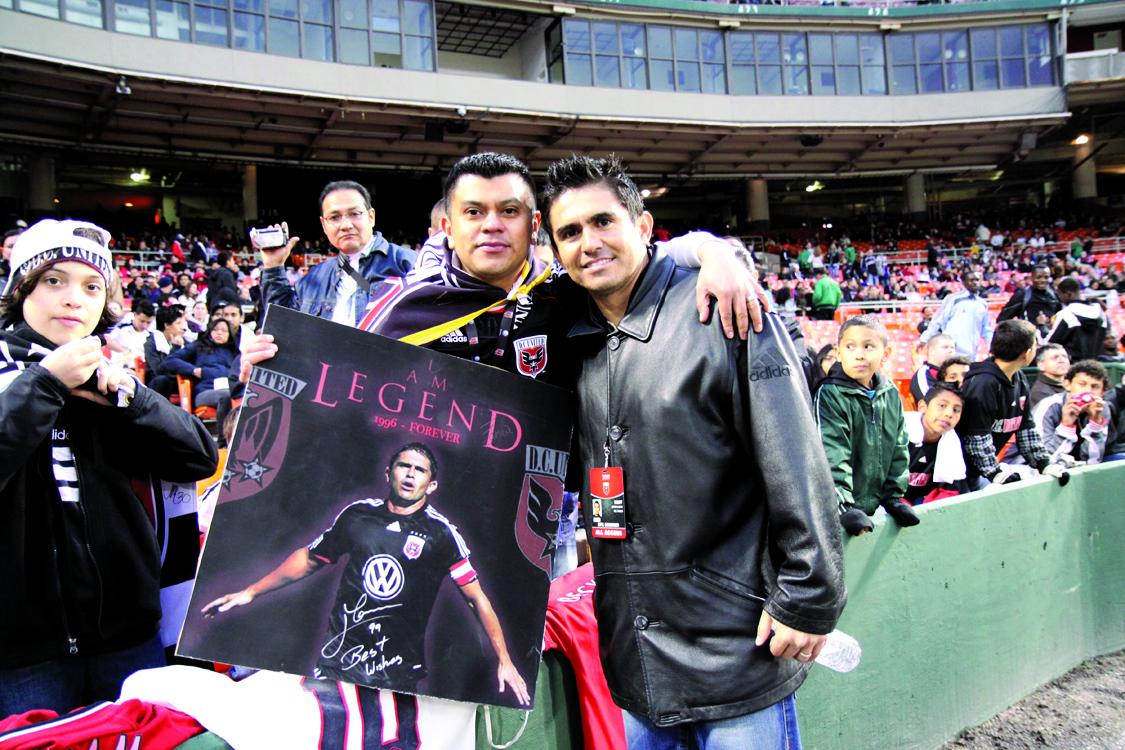 """Jaime Moreno: """"No me siento retirado del fútbol activo"""""""