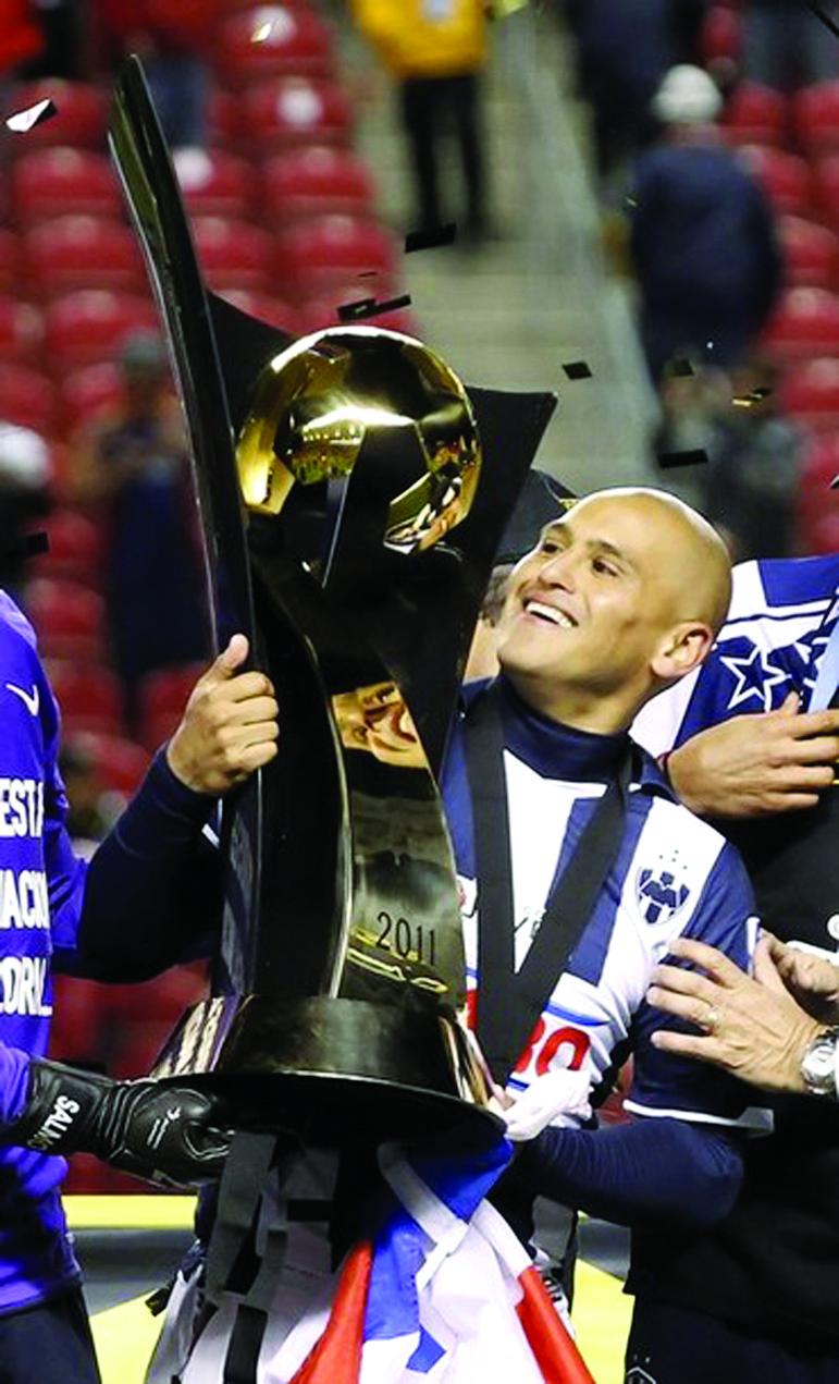 Monterrey se corona campeón de la CONCACAF