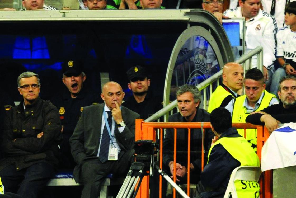 El Barcelona denuncia a Mourinho por ensuciar su prestigio y su historia