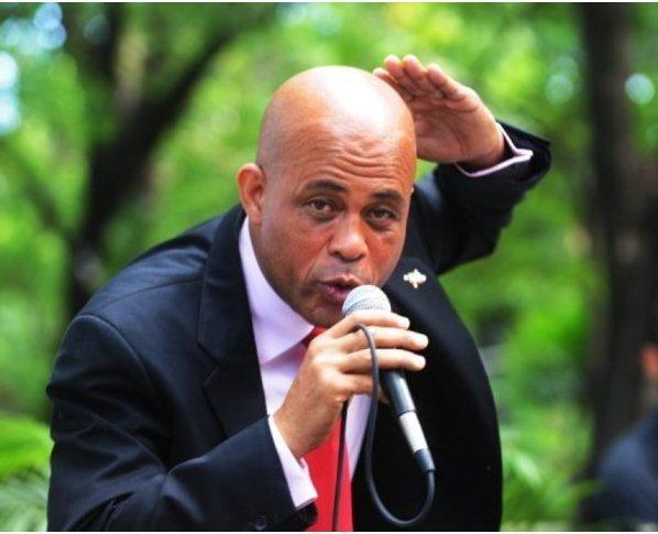 Michel Martelly: De estrella pop a presidente de Haití