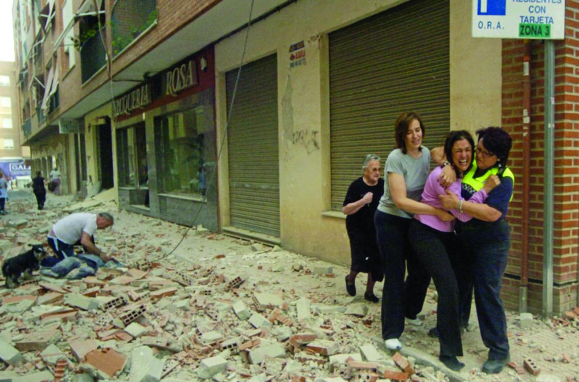 В Испании 10 человек погибли, еще несколько десятков пострадали от