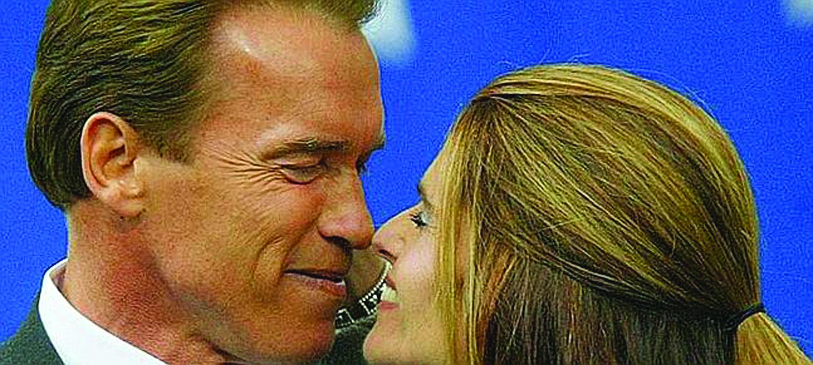 Schwarzenegger y Maria Shriver se separan