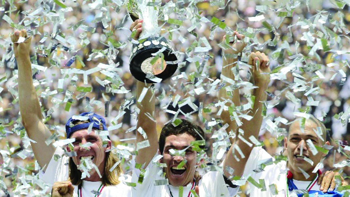 Pumas UNAM campeón de México