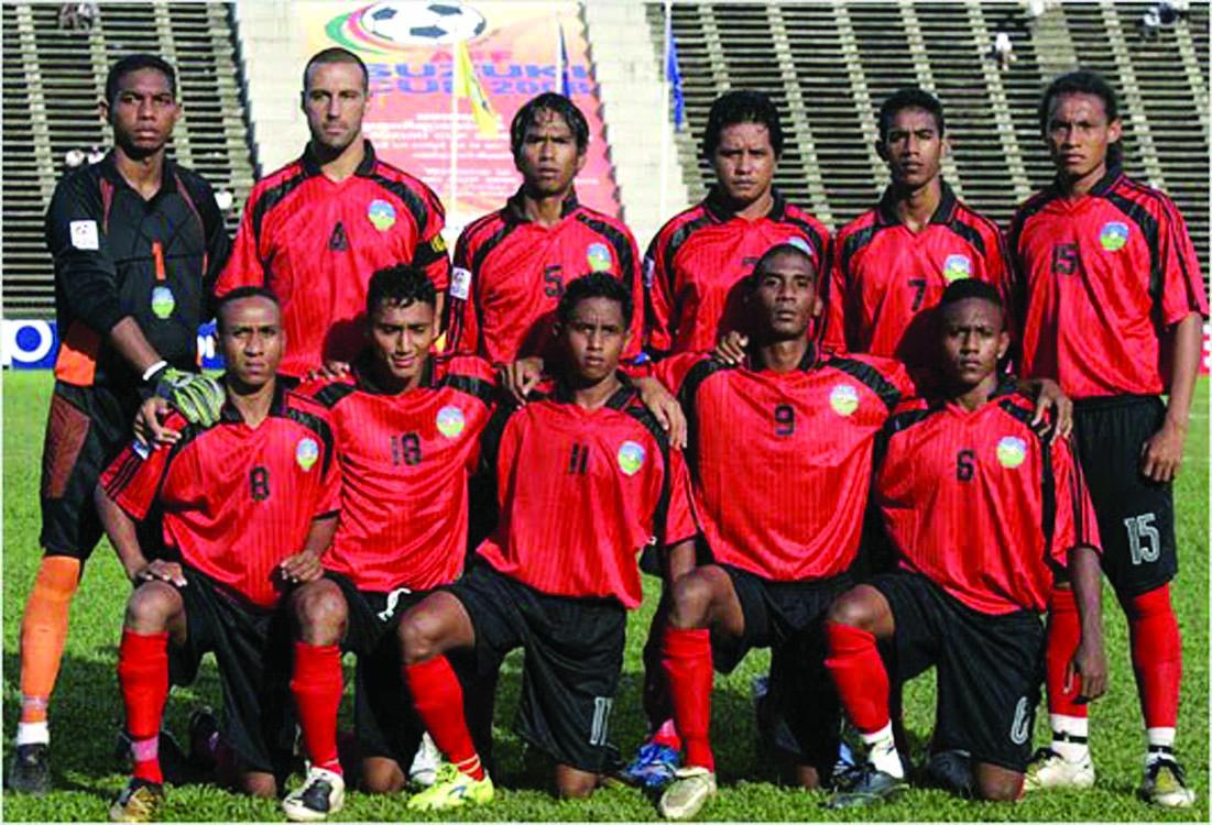 Toninho Vieira nuevo técnico de la selección de Timor Leste