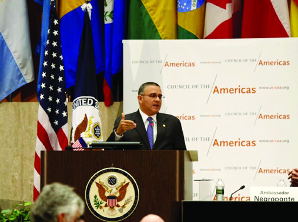 Presidente Funes pide integración para enfrentar criminalidad