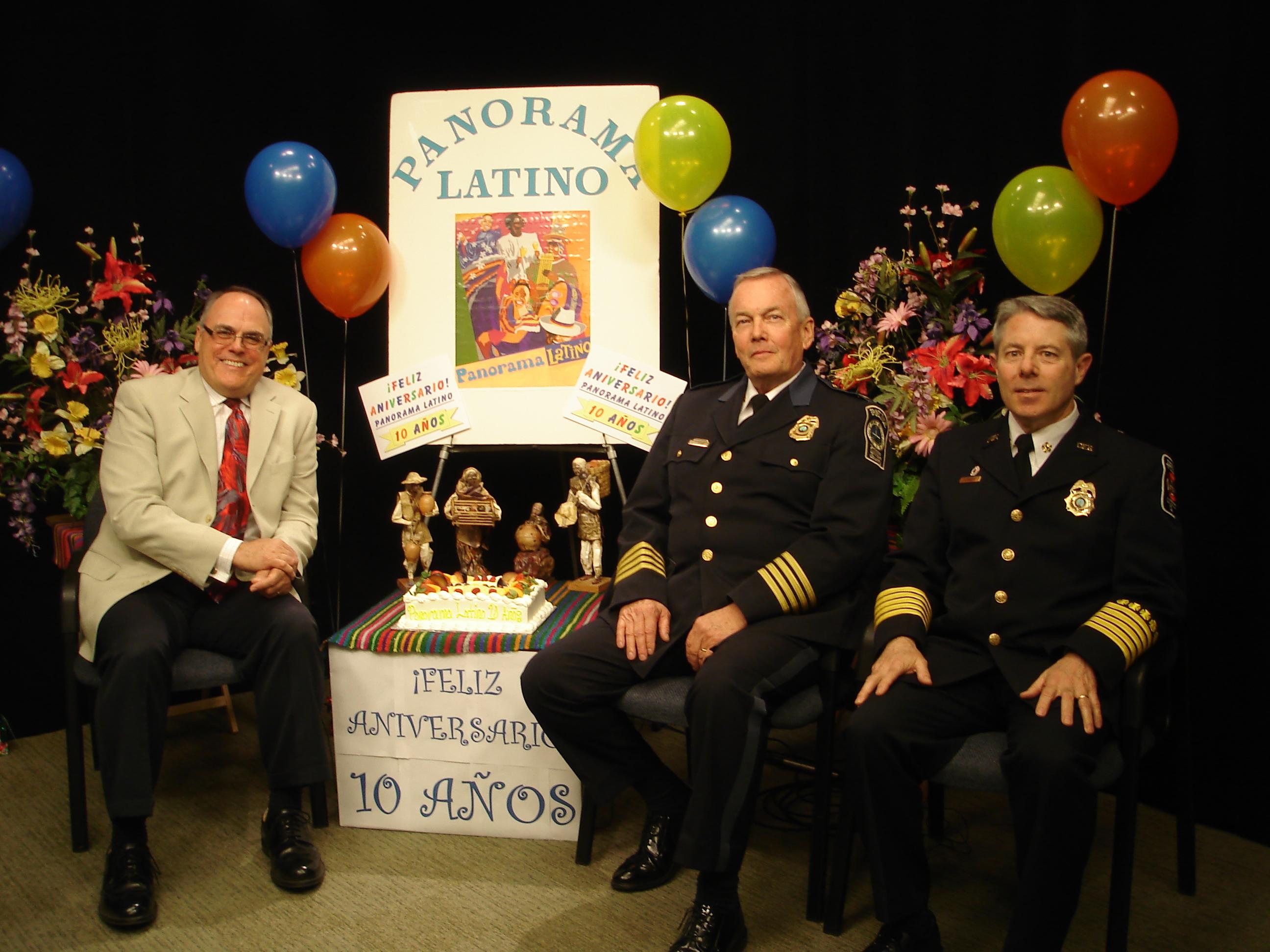 Programa de TV latino cumple diez años