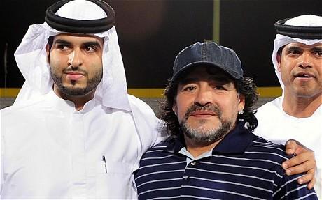 España sigue al frente del ranking FIFA/Maradona  dirigirá en Emiratos Árabes