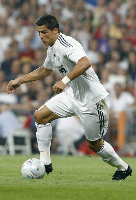 Cristiano Ronaldo cerca del Pichichi