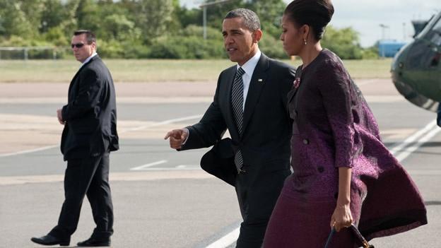 Obama se reúne con líderes mundiales