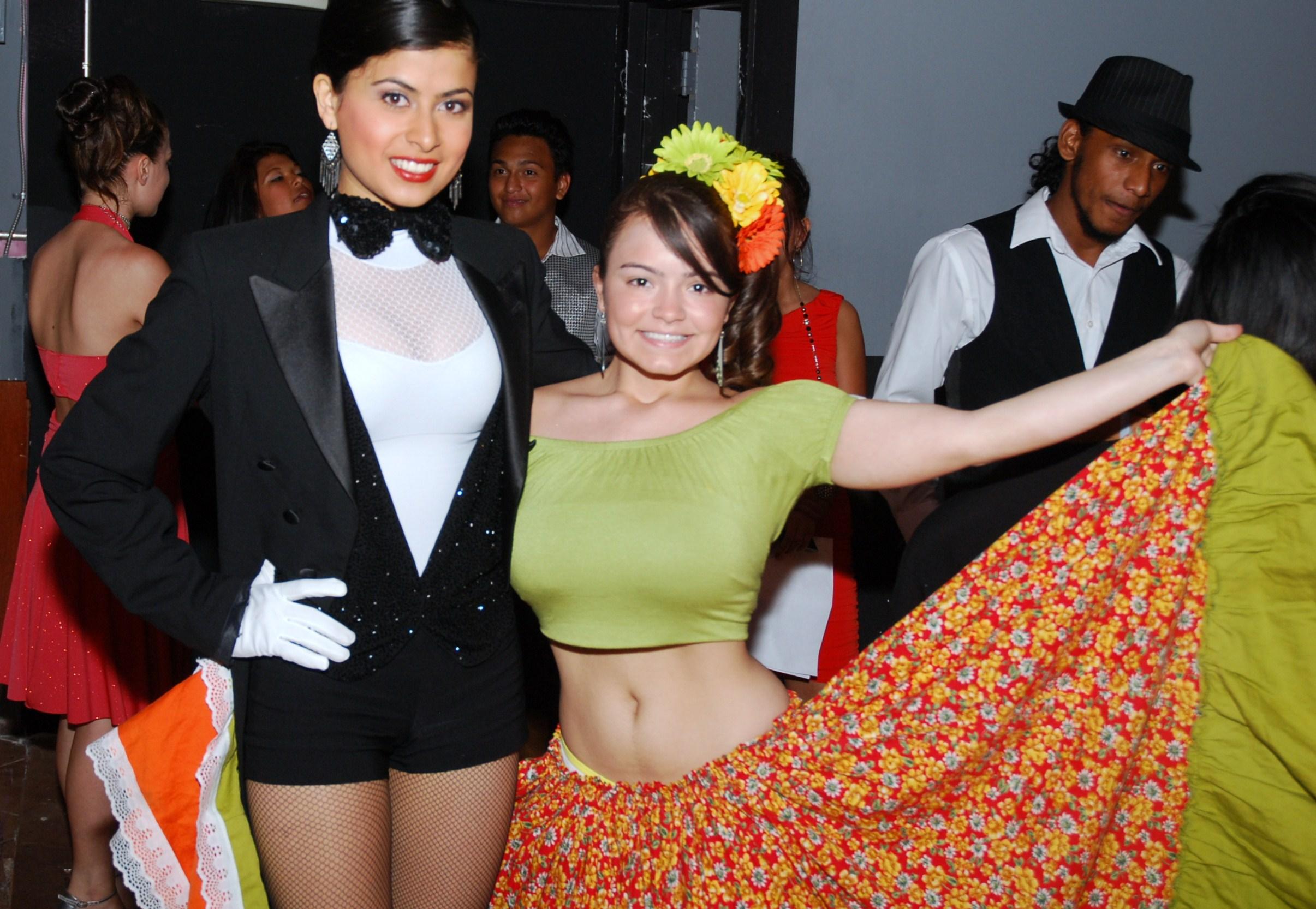 Candidatas a Señorita Verano 2011 se lucen