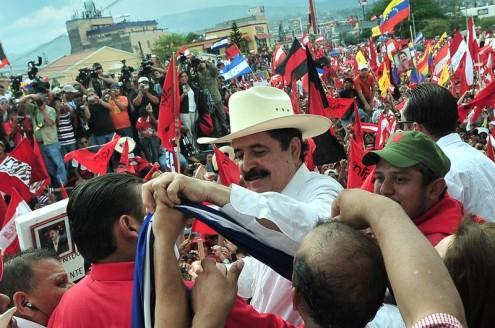 Honduras de nuevo en la OEA