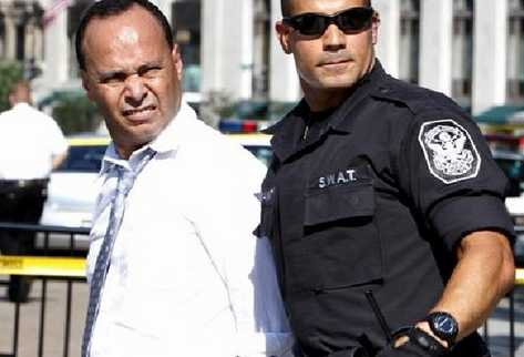 Arrestan a 11 personas en  D.C., que protestaban mientras se realizaba una audiencia migratoria en el Congreso