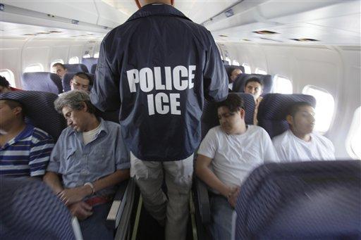 ¿Cómo es identificada una persona por el ICE?