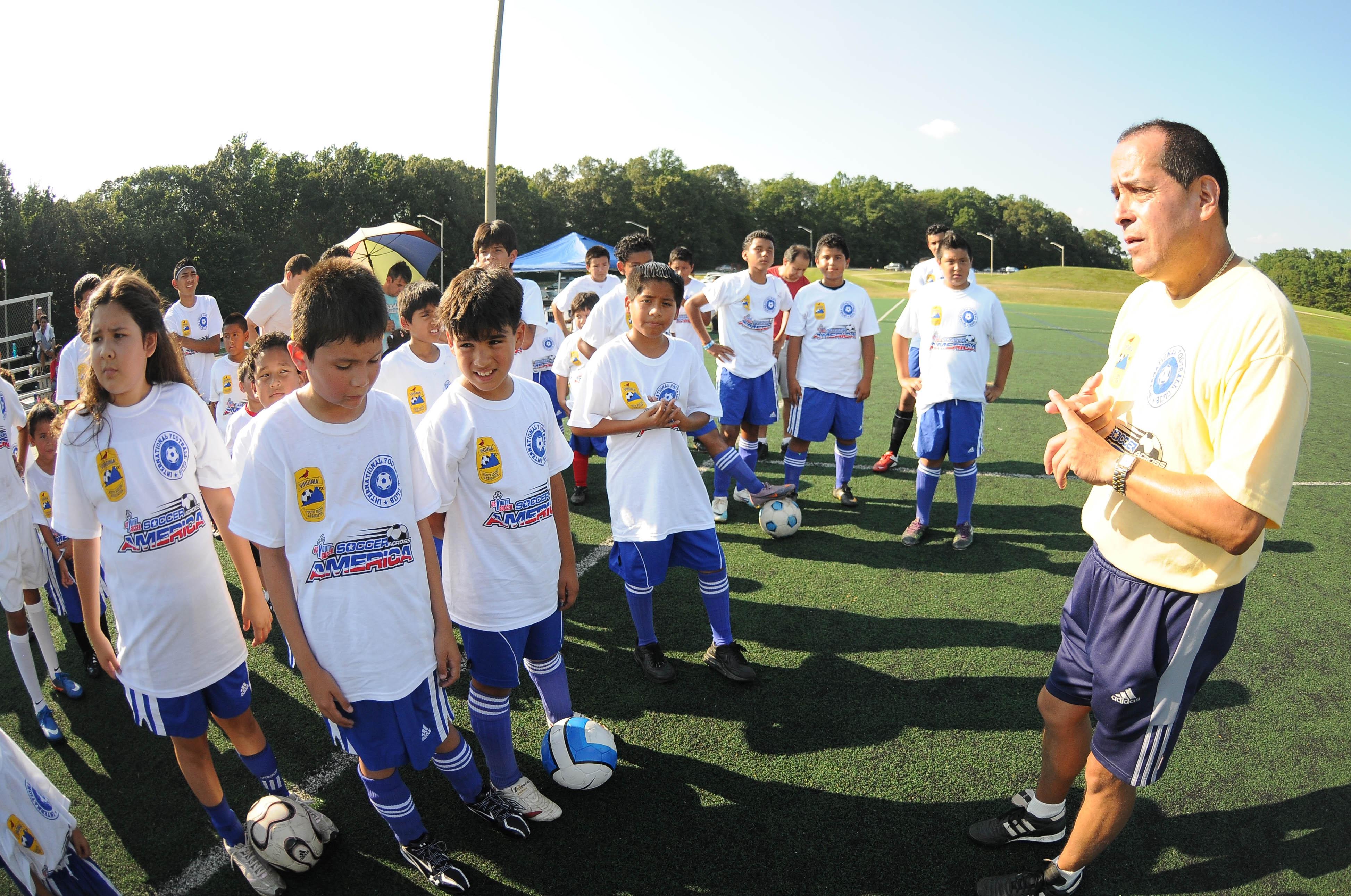 """Exitosa celebración de """"Soccer Fiesta"""""""