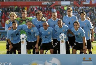 Uruguay asciende por primera vez al quinto puesto del ranking de la FIFA
