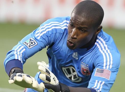 De Rosario Jugador de la Semana MLS dos veces seguidas