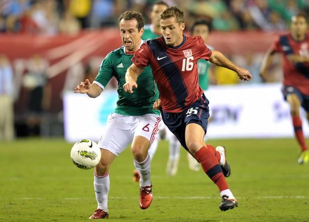 México y EE.UU. 1-1 en partido amistoso