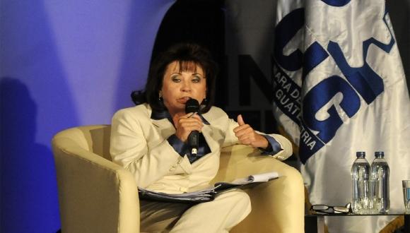 Adiós al sueño presidencial de Sandra Torres