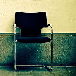 El asiento vacío