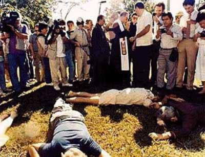 """Gobierno  de EEUU cooperará en """"Caso Jesuitas"""""""