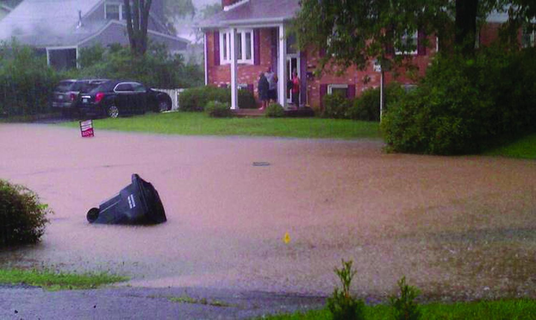 Lluvias causan muertes e inundaciones en varias ciudades de EE.UU.