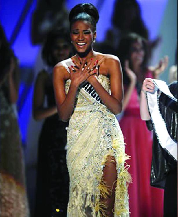 Angola gana certamen Miss Universo