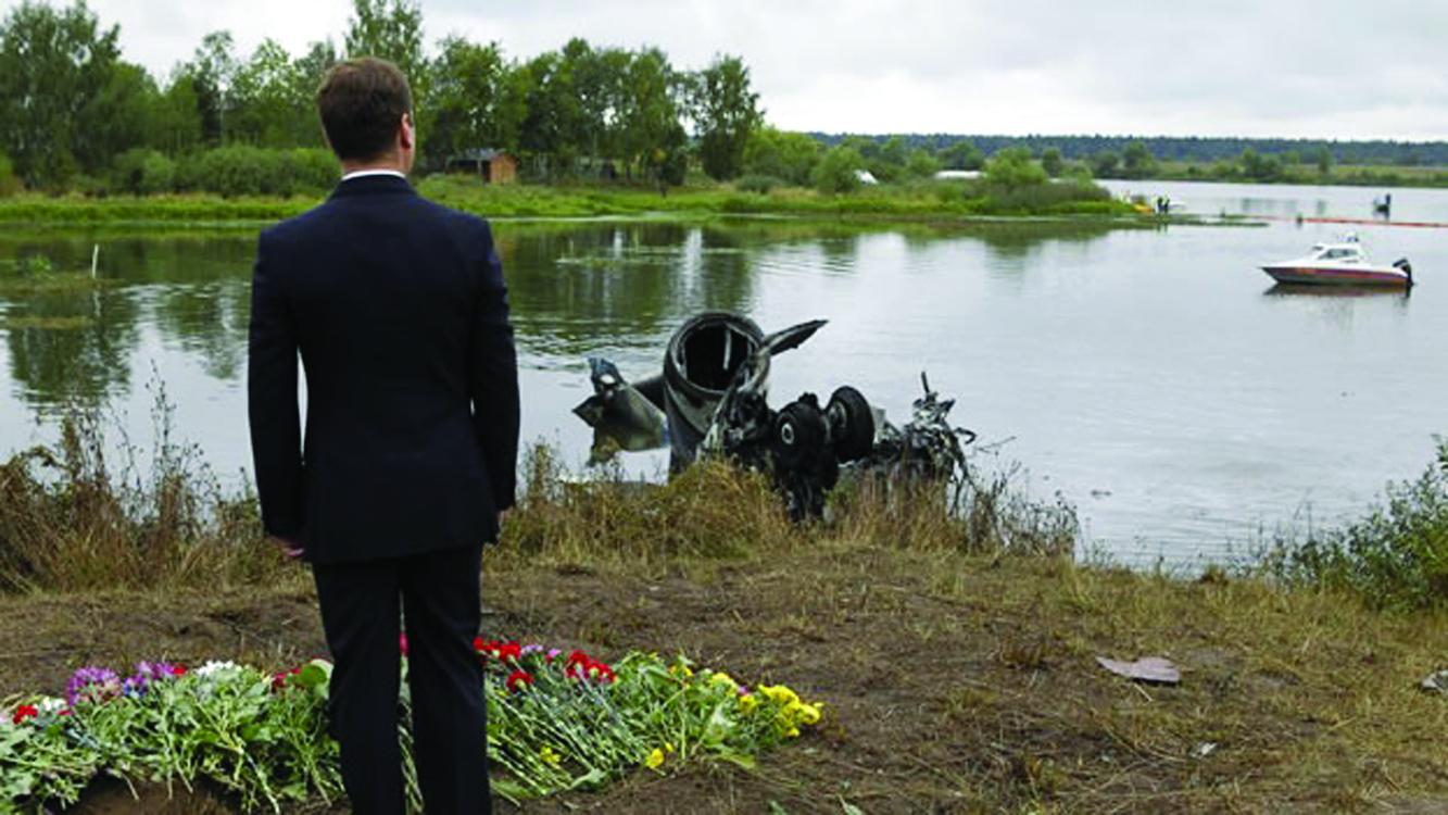 44 muertos en accidente aéreo en Rusia