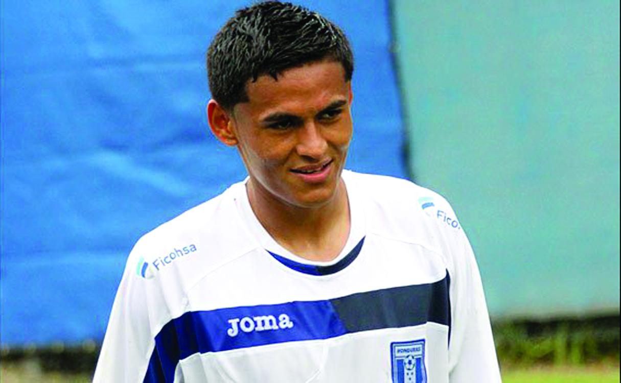 Andy Najar debutó con Honduras