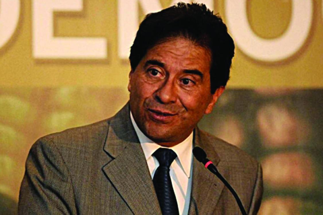Ex Pastor evangélico candidato a la presidencia de Guatemala