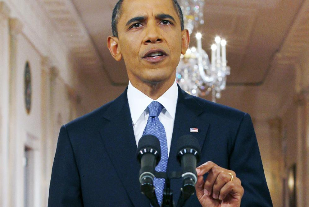 A los estadounidenses les agrada Obama, pero no su gobierno