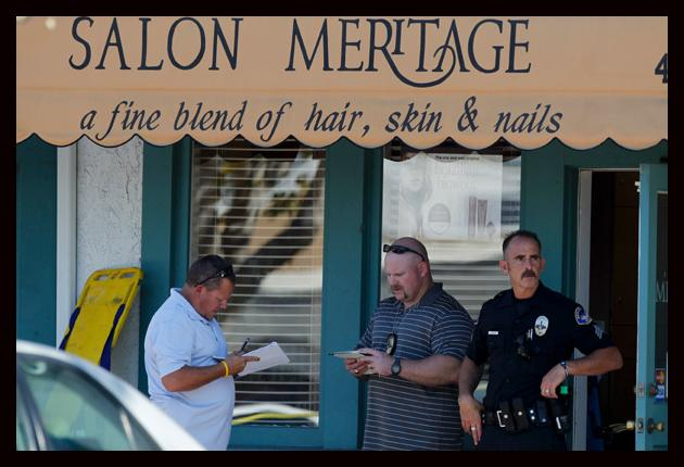 Al menos ocho muertos en un tiroteo en una peluquería de California