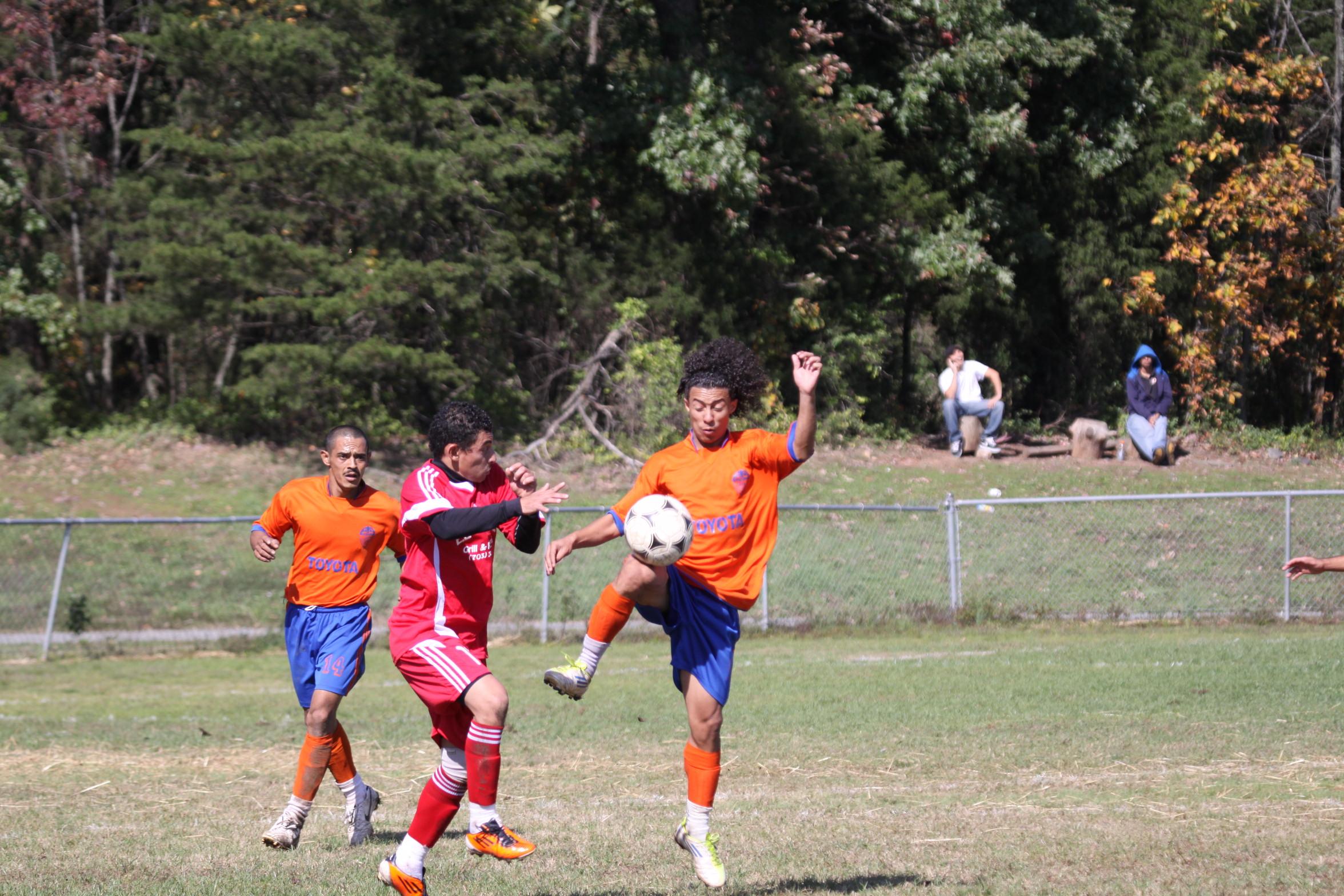 Futbol Ligas Locales de Virginia