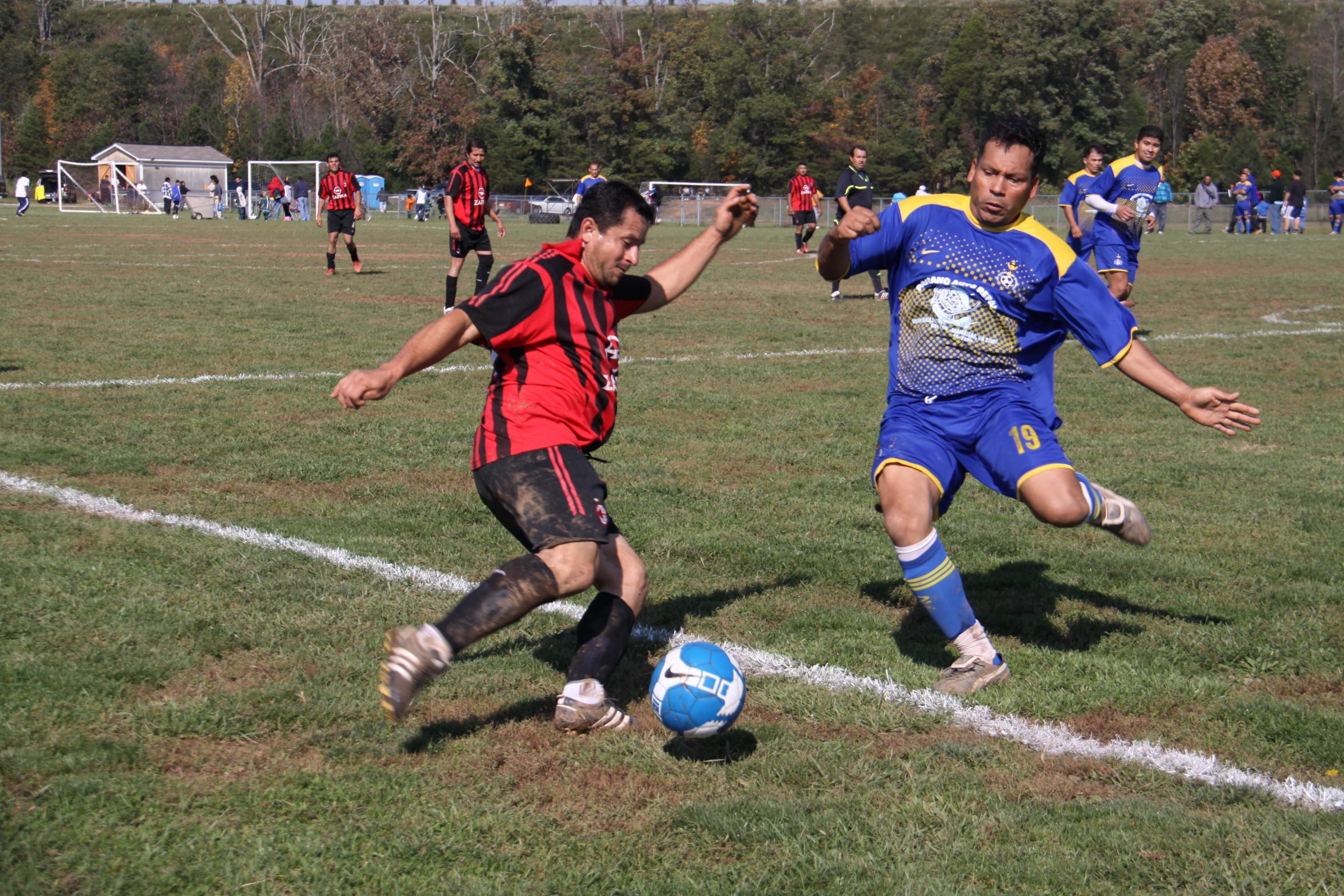 Fútbol local de manassas