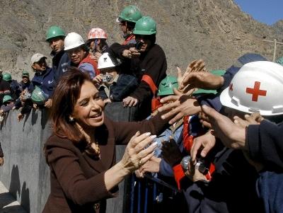 El éxito económico en Argentina es la clave a la elección presidencial