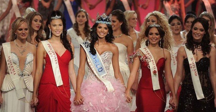 Venezolana nueva Miss Mundo
