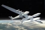 Dos aviones y un cohete, proyecto futurista para ir al espacio