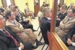 Presidente Lobo promete reducir delincuencia