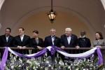 Boicotearon a Presidente de Guatemala