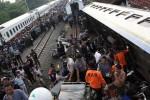 A nadie le importan los choques de trenes