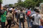 Aumenta flujo de hondureños por llegar a EEUU