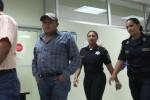 Hijo de presidente hondureño a barrer las calles