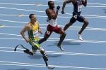 Oscar Pistorius se despide de la justa tras una frustrada competencia